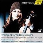 Wolfgang Amadeus Mozart - Mozart: Violin Concertos 1-5; Adagio KV 261; Rondos KV 269 & 373 (2014)
