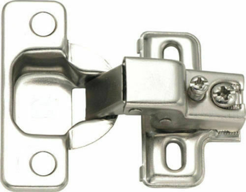 Face Frame Concealed Cabinet Hinges Self Closing 115 deg 3 8-5 8  Overlay