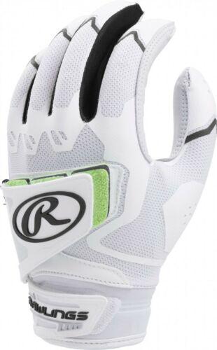 Rawlings Women/'s Workhorse Pro Fastpitch Batting Gloves