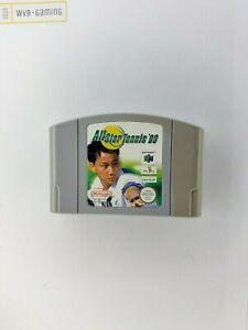 All-Star Tennis 99 - Nintendo 64 - N64 - PAL