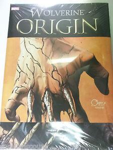 WOLVERINE-ORIGIN-DELUXE-EDITION-Panini-Hardcover-Grossformat-5-Poster-NEU