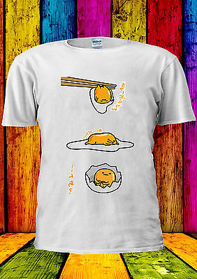 SchöN Gudetama Lazy Egg Kawaii Funny Japan T-shirt Vest Tank Top Men Women Unisex 335 So Effektiv Wie Eine Fee