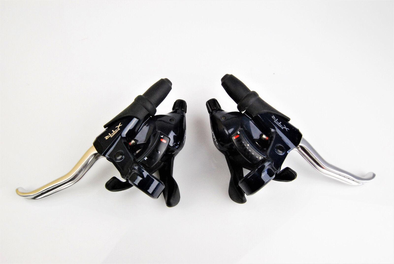 Shimano XTR  STI-M910 8spd STI Set R L - TOP  gorgeous