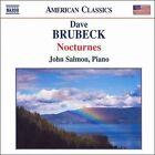 Dave Brubeck: Nocturnes (CD, Jul-2006, Naxos (Distributor))