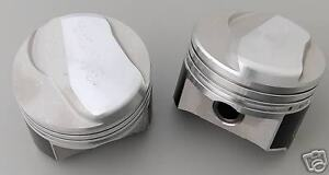 Details about Genuine BBC 70 454 Chevy LS6 Forged Pistons NEW COPO TRW