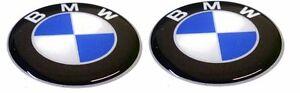 KIT-2-ADESIVI-BMW-RESINATI-4CM-3D-STICKERS-ADESIVO-LOGO-RESINATO-COD10