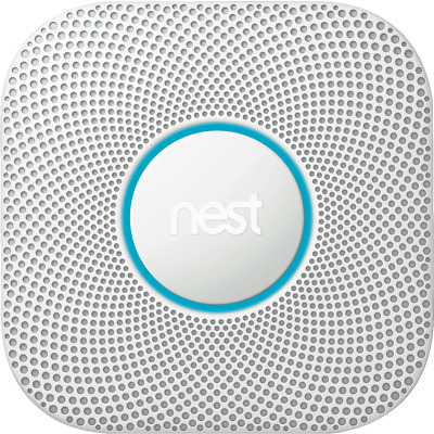 NEW Nest 3696923 Protect Smoke Alarm - Battery
