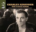 9 Classic Albums Charles Aznavour CD 1 Disc