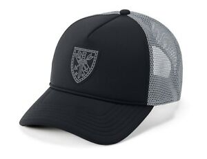 a1d14ad1c7a Under Armour 1318542 Mens Trucker Hat Freedom Cap Tactical Armed ...