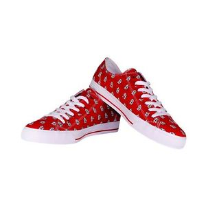 3f6b2da9fe55 Details about Row One MLB St. Louis Cardinals Victory Sneakers Shoes Men  Women Unisex Sizes