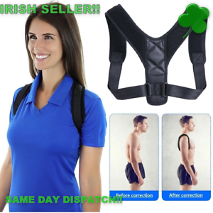 Adjustable-Medical-Posture-Corrector-Clavicle-Back-Support-Brace-Shoulder-Belt