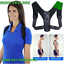 Adjustable-Medical-Posture-Corrector-Clavicle-Back-Support-Brace-Shoulder-Belt thumbnail 1