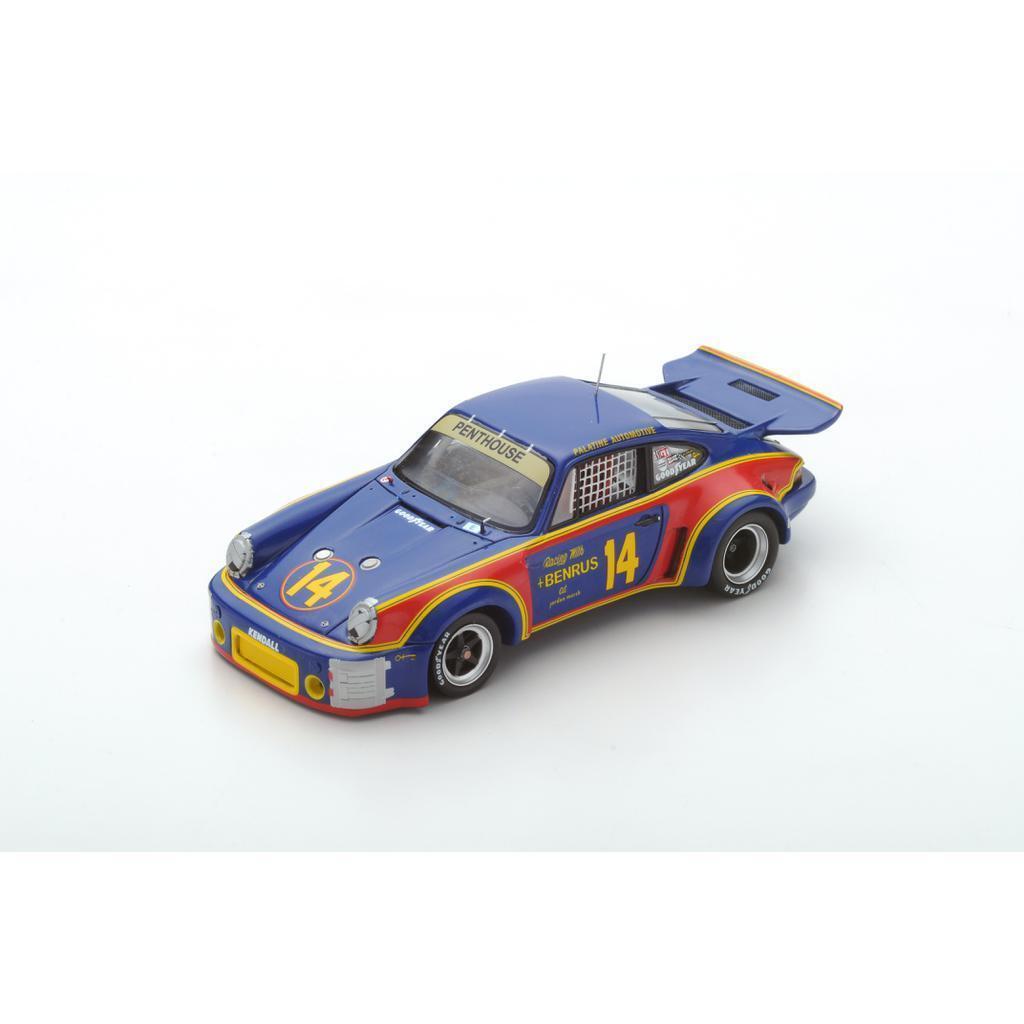 SPARK PORSCHE 911 RSR  14 Winner 12 H Sebring 1976 Holbert - Keyser 43SE76 1 43