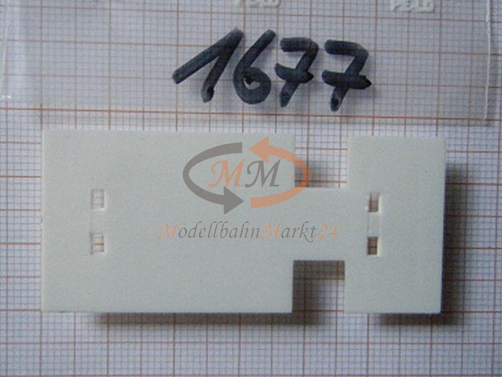 30x ALBEDO Ersatzteil Ladegut Zubehör Boden weiß H0 1 87 87 87 - 1677  | Primäre Qualität  7cae1d