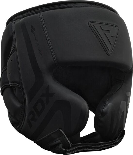 Boxing tracking Face headgear MMA Protector Head Guard Kick Helmet Martial