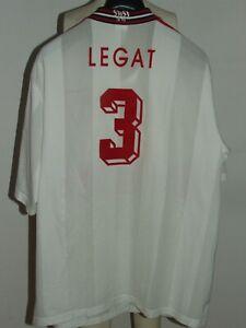 Soccer Jersey Trikot Maillot Stuttgart Legat 3 Size XL