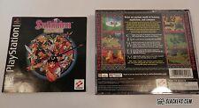 Suikoden (Sony PlayStation 1 1996) COMPLETE!! RPG PS1 PSX Original Black Label