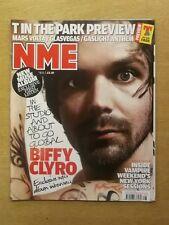NME JULY 11 2009 VAMPIRE WEEKENDS BIFFY CLYRO ARCTIC MONKEYS MUSE FOALS JAMIE T