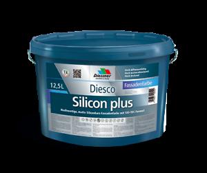 Diesco Silicon Plus Fassadenfarbe 1 Liter Wandfarbe