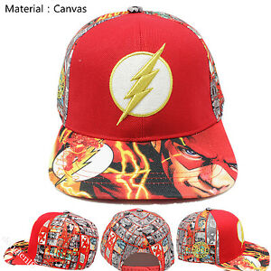 The-Flash-Performance-Kappe-Cap-Basecap-Schirmmuetze-Muetze-Tenniscap-Golfcap