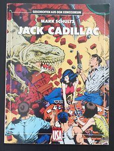 Made in USA 3 - JACK CADILLAC Geschichten aus dem Xenozoikum FEEST Mark Schultz