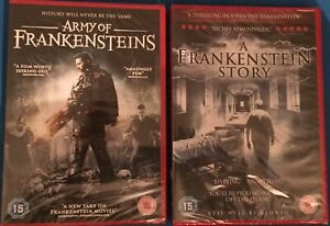X2-Frankenstein-Movies-Brand-New-And-Factory-Sealed-Free-Post-Fast-Dispatch