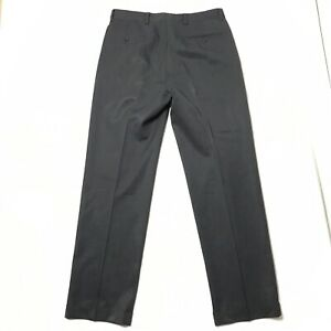 BROOKS-BROTHER-Madison-1818-Dress-Pants-Pleat-Grey-Men-039-s-33-x-32