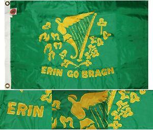 Drapeau//drapeau Erin Go Bragh Hissflagge 60 x 90 CM