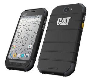 Cat S30 8gb Black Unlocked Smartphone