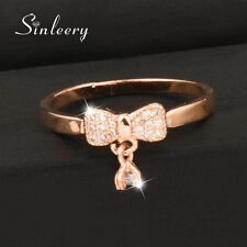 Cute Pineapple Ring Golden Plated Personality Rings Jewelry Diameter 17MM \