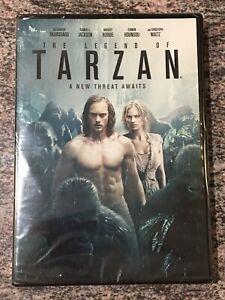 The-Legend-of-Tarzan-DVD-2016-David-Yates-Film-BRAND-NEW-FACTORY-SEALED