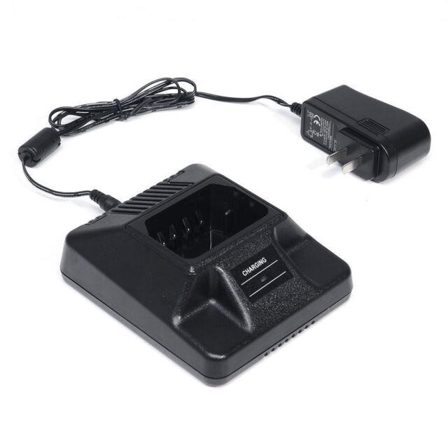 Desktop Rapid Charger for MOTOROLA HTN9630B P1225 GP300 GP350 Radio Battery