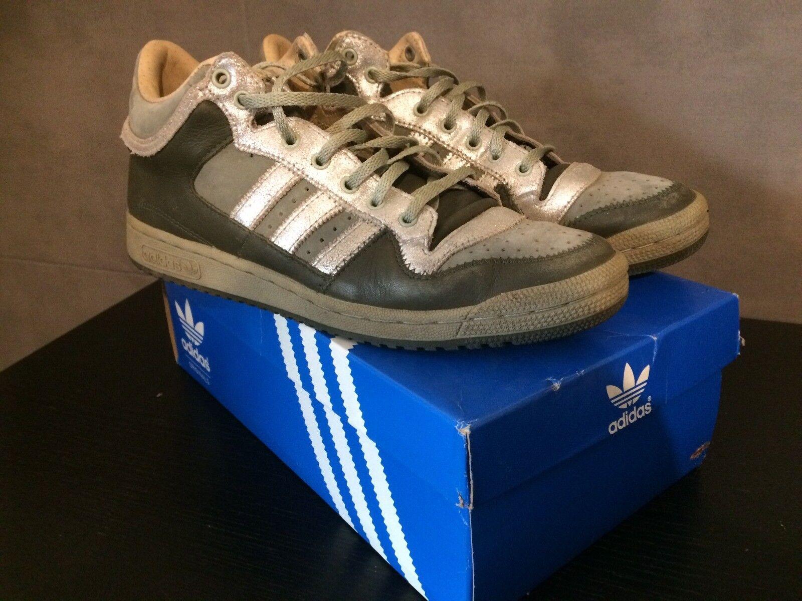 Adidas STRIDER MMVII Green Silver , shoes ADIDAS