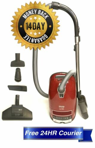 Rare S8 Miele Cat&Dog Vacuum Fully Refurbished -Pre EU-Hugely Powerful 2200W !