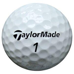50-TaylorMade-Tour-Preferred-Golfbaelle-im-Netzbeutel-AAA-AAAA-Lakeballs-Baelle