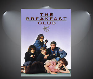 The-Breakfast-Club-Vintage-Movie-Poster-A0-A1-A2-A3-A4-Sizes