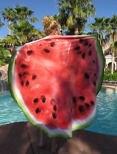 Colorful Large Cool & Refreshing Watermelon Beach Blanket / Towel
