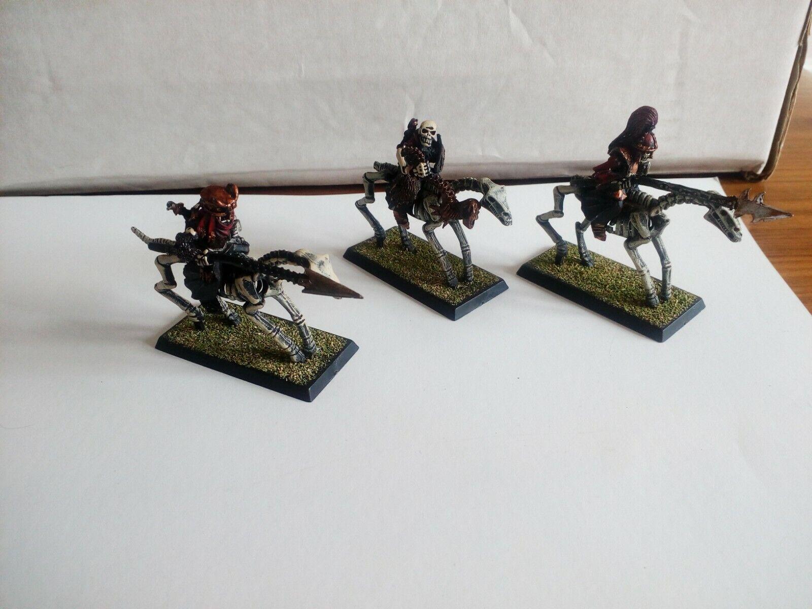 On Wights Undead X 11 Skeleton Warhammer OOP Workshop Games