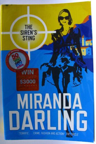 1 of 1 - #JK24, Miranda Darling THE SIREN'S STING, SC VGC