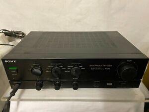 Sony-F-220-Integrated-Stereo-Verstaerker-034-mit-Fehler-034