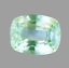 thumbnail 1 - Natural Green Apple Peridot Cushion 5.95 Ct Top Quality Certified Gemstone