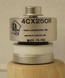 4CX250R-chinois-nos-Radial-faisceau-tetrode-Valve-Tube