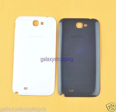 New Genuine OEM For Samsung Galaxy Note 2 II N7100 Battery Door Back Cover Case