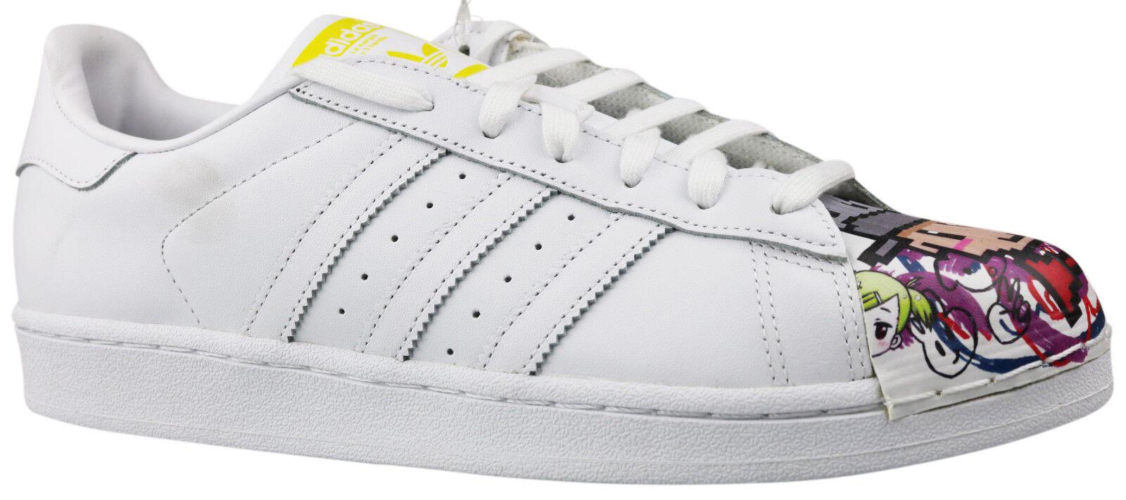 Adidas Superstar Pharrell Supershell Turnschuhe Schuhe weiß S83354 Gr. 43 & 44 NEU