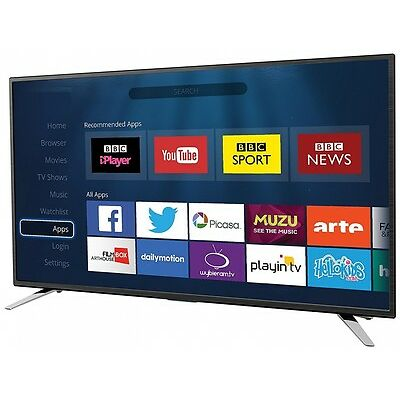 """32"""" LED Smart TV Full HD 1080p Freeview HD Media Player / Record and Wifi"""
