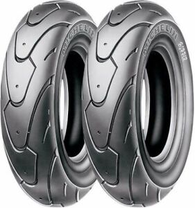 Michelin-Bopper-Scooter-Front-amp-Rear-Tire-Set-120-90-10-57L-2-Tires-68946