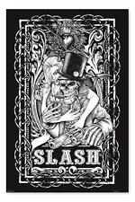 "SLASH POSTER ""SKELLETON"""