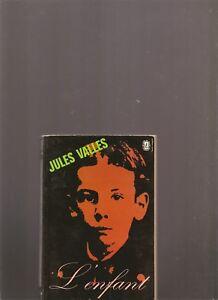 L-039-Enfant-de-Valles-Jules-Livre-d-039-occasion