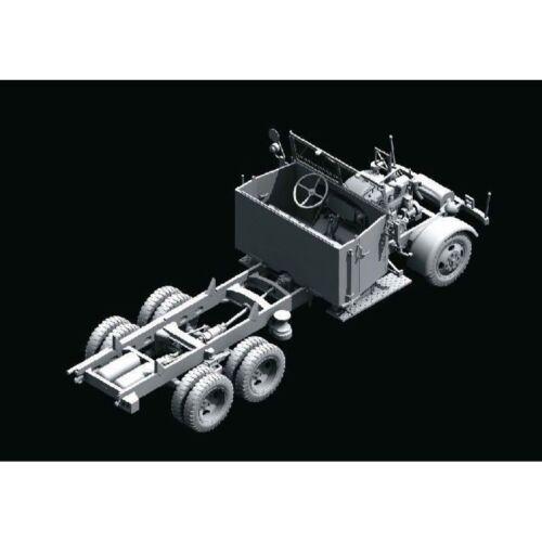 WWII plastic model kit ICM 35405-1//35 German Army Truck typ Lg3000