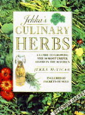 Jekkas Culinary Herbs: A Guide to Growing Herbs for the Kitchen, Mcvicar, Jekka,